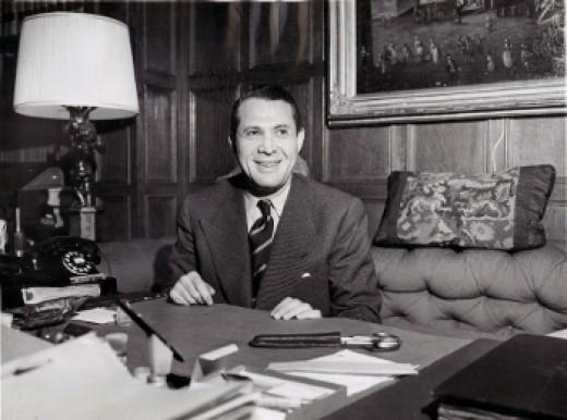 Serge Rubinstein