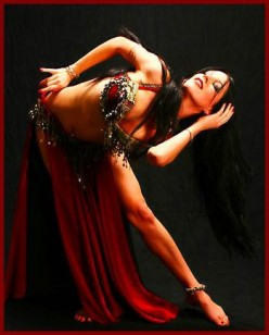 Belly dance - new life of an old dance