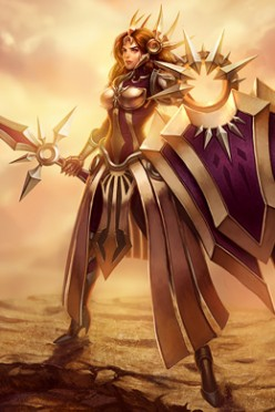 League of Legends - Tips for Playing Leona, the Radiant Dawn