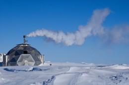 Geothermal Borehole house, Iceland