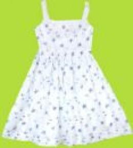 Simple Cotton Dress
