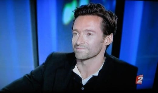 That great Australian hunk, Mr Hugh Jackman.