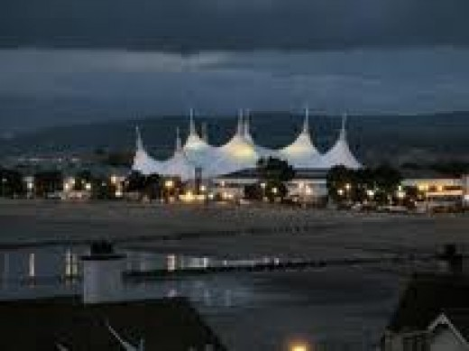 Butlin's Minehead, our last holiday together