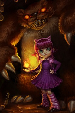 League of Legends - Tips for Playing Annie, the Dark Child