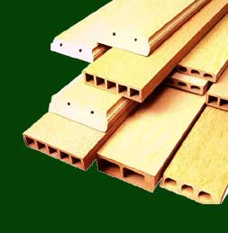 Rice Husk Timber... (Fiber Reinforced Composite)