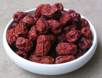 Jujube dried
