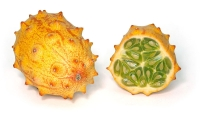 Kiwano flavor is insipid