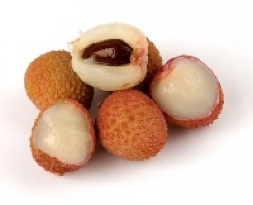 lychee split