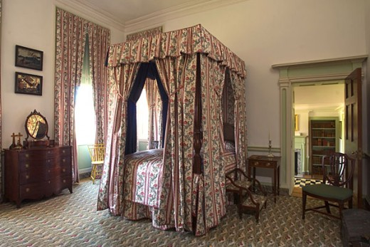 Poe's Bedroom