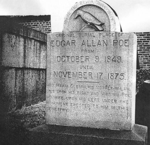 Poe's Gravestone