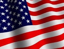 USA Flags Coloring Pages Color Example