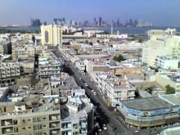doha - a good location ruined