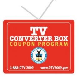 Digital TV Converter Box Coupon