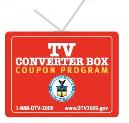 Digital TV Converter Box Coupon