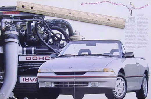 1991 Capri XR2