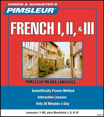 Pimsleur French Course