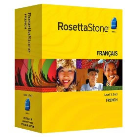 Rosetta Stone French Course