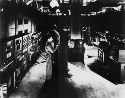 ENIAC in 1946