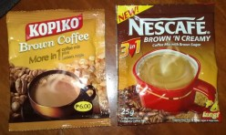 What Works: Kopiko Brown and Nescafe Brown Coffee