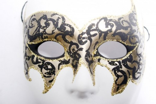 Is your life a masquerade?