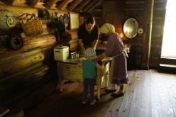 Living History as Education for Your Children About Pioneer Life