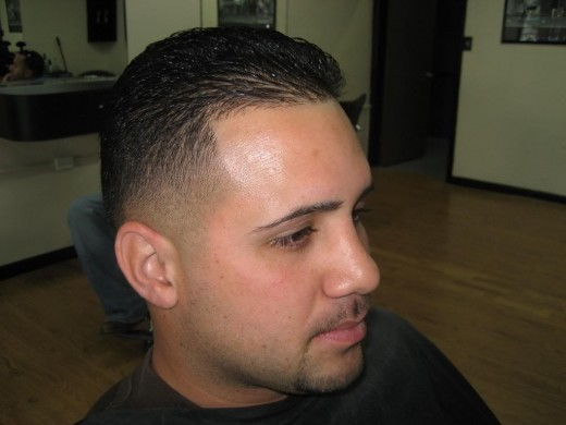 Taper Fade Haircuts For Men