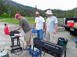 Pitmasters- Pebble Creek NE Yellowstone