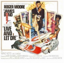 Live and Let Die (1973) - Illustrated Reference