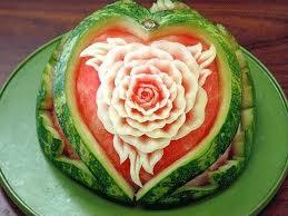 Flower melon