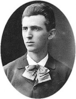 Nikola Tesla, at age 23