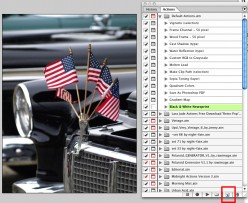 Adobe Photoshop: How to Create Your Own Action