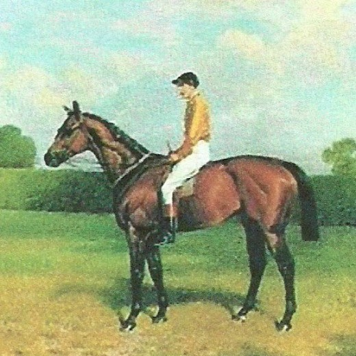 Great Britain's undefeated Triple Crown winner, Ormonde, won 16 straight races.