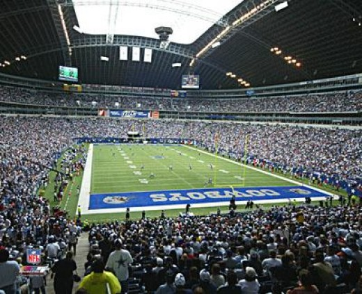 75,000 people die every 4 years after being in a car accident without wearing a seat belt. That is almost the same amount of people that fill this NFL stadium.