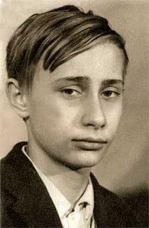 Putin destroyed his school-yard bullies later in life.