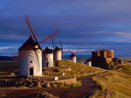 Lamanche, Spain