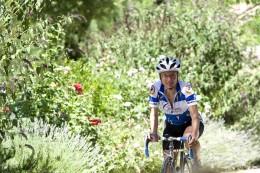 Lauren Hefferon rolls through regions for an adventure