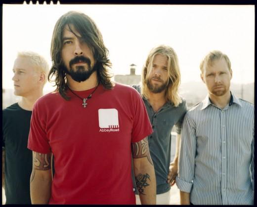 Foo Fighters (1994 - present)