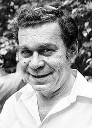 Eliyahu M. Goldratt, author of The Goal and business management guru behind the Theory of Constraints.