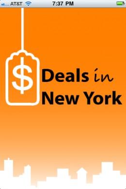 Deals in New York