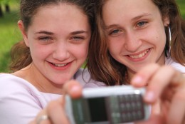 "You may want to include a ""no picture mail"" cell phone rule as part of your overall family cell phone policy."
