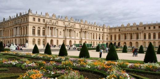 The Chateau de Versailles