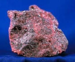 Cinnabar the Mineral