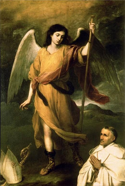 The Archangel Saint Raphael