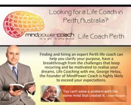 George Helou: Mind Power Life Coach in Perth, Australia