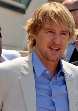 Owen Wilson's Surfer Hair