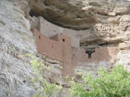 Montezuma's Castle, Camp Verde