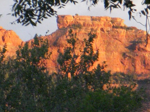 Red Rock Formations, Sedona
