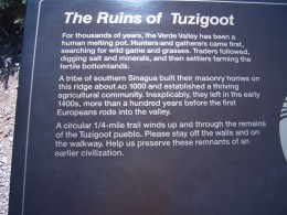 Tuzigoot National Monument, Clarkdale