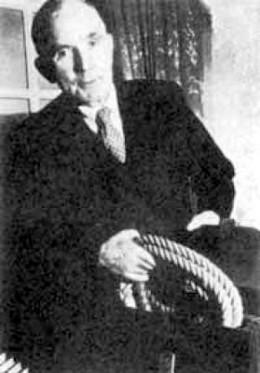 Albert Pierrepoint - Britain's busiest hangman