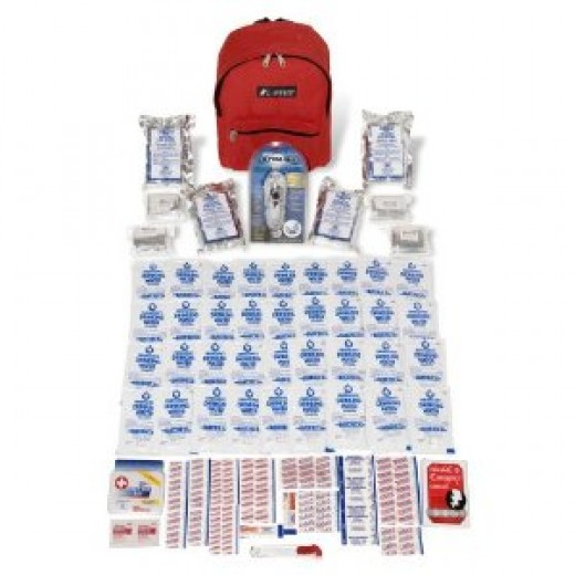 Disaster preparedness kits